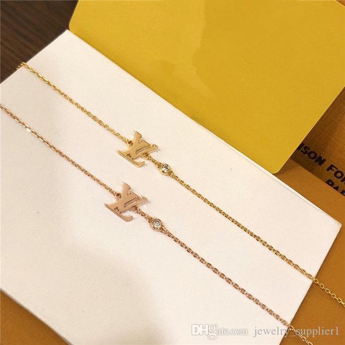 Q95595 designer de jóias de luxo designer designer de jóias mulheres pulseira pulseiras de bijoux de créateurs de luxe femmes pulseiras