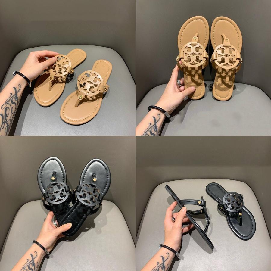 Gladyatör Ayakkabı Kadınlar Rahat Terlik 2020 Modası Roman Düz Terlik Düşük Topuklar Plaj Ayakkabı Casual Flip Feminina # 08 # 109 Floplar