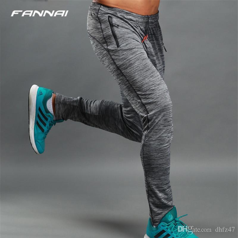 Running Pants Men Winter Jogging Pants Gym Basketball Sport Trousers Fitness Sweatpants Workout Training Long Pants Sportswear T200326