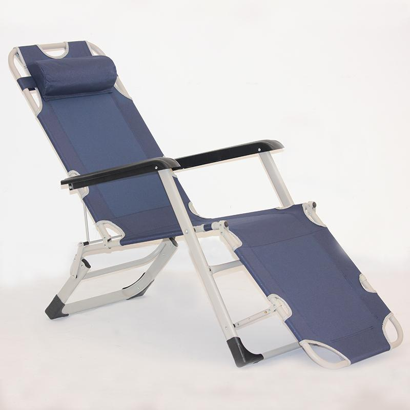 Folded sheets, lunch break, simple home nap, accompany, portable office, multi-function camp bed, recliner and cotton pad