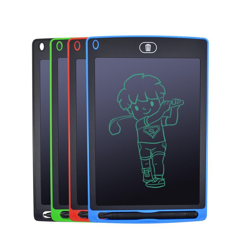 LCD tavoletta 8.5 '' pollici di disegno elettronico bordo di scrittura scrittura a mano Pad bordo ultra-sottile con la penna Erase pulsante 5 colori + retail