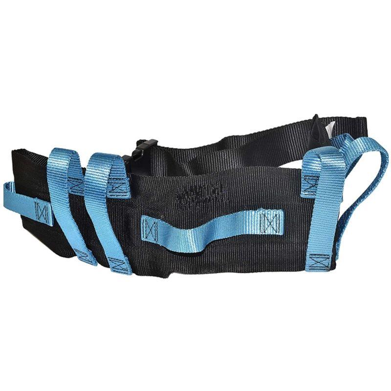 Academia Reabilitação cinta de caminhar ajustável Unisex auxiliar trançado Proteção Exercício