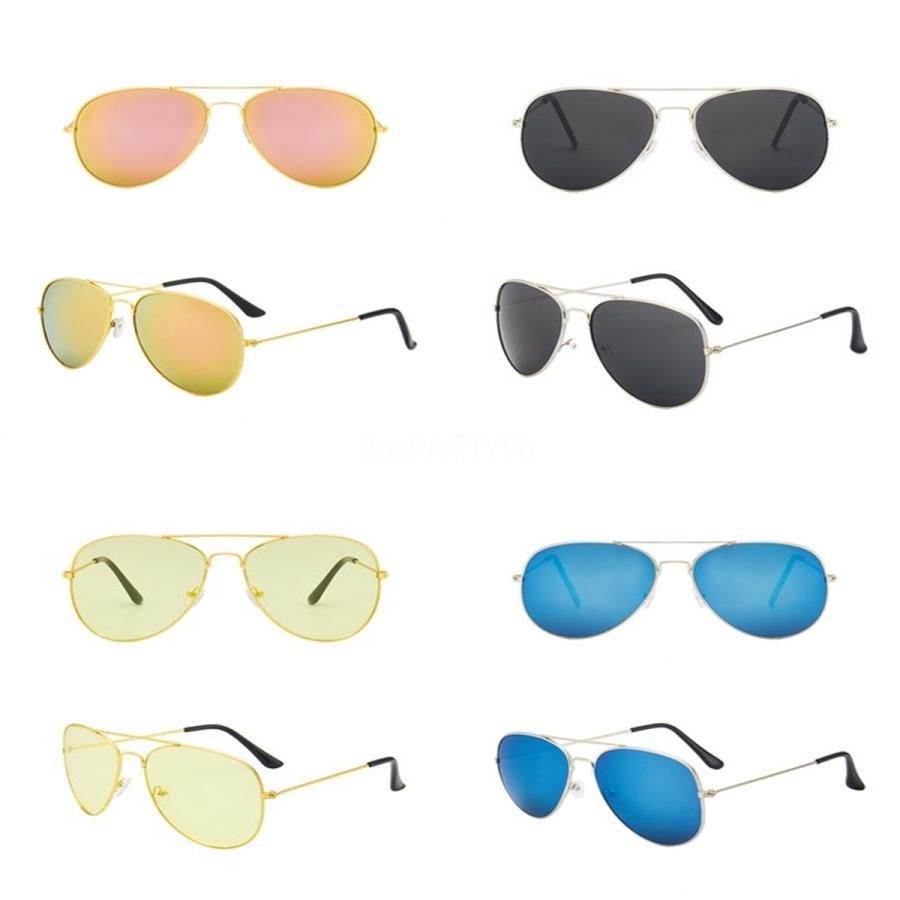 Vidano optique 2020 Dernière arrivée Pilot Lunettes de soleil pour hommes, femmes Fasion Lunettes de soleil Stylis Ig Qlity UV400 Lunettes # 231