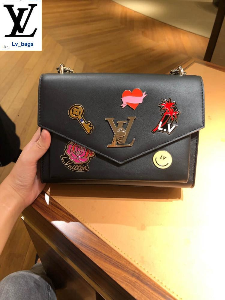 Yangzizhi New Chain Flip Cover Handbags Bags Top Handles Shoulder Bags Totes Evening Cross Body Bag