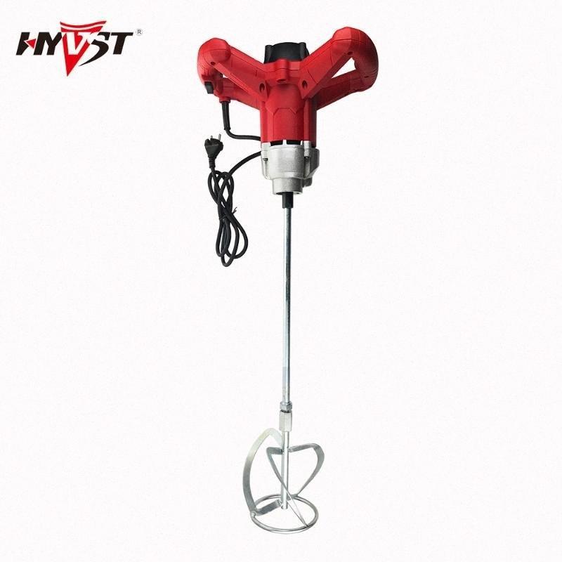HYVST ELECTRIC misturador de argamassa Mixer Kit regulamento da velocidade de seis velocidades de 3 estágios desaceleração 60CM pólo / Alterar engrenagem Selector Setch Ef6a #