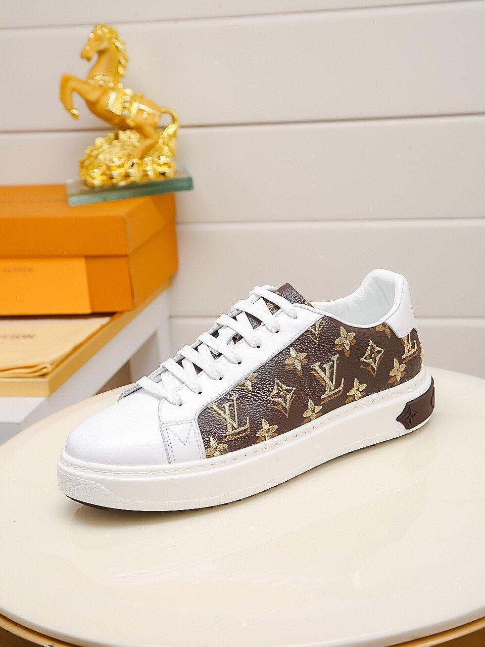 Новое прибытие высокого качества Роскошный дизайн кроссовки мужские или женские кожи плоские повседневная обувь Zapatos Свежее с коробкой 8 дней 3 г