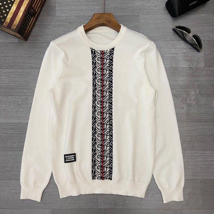 suéter de los 20 nuevos hombres del alfabeto jersey nueva sudadera con capucha de los hombres de manga larga, sudadera alfabeto bordado suéter ropa de invierno