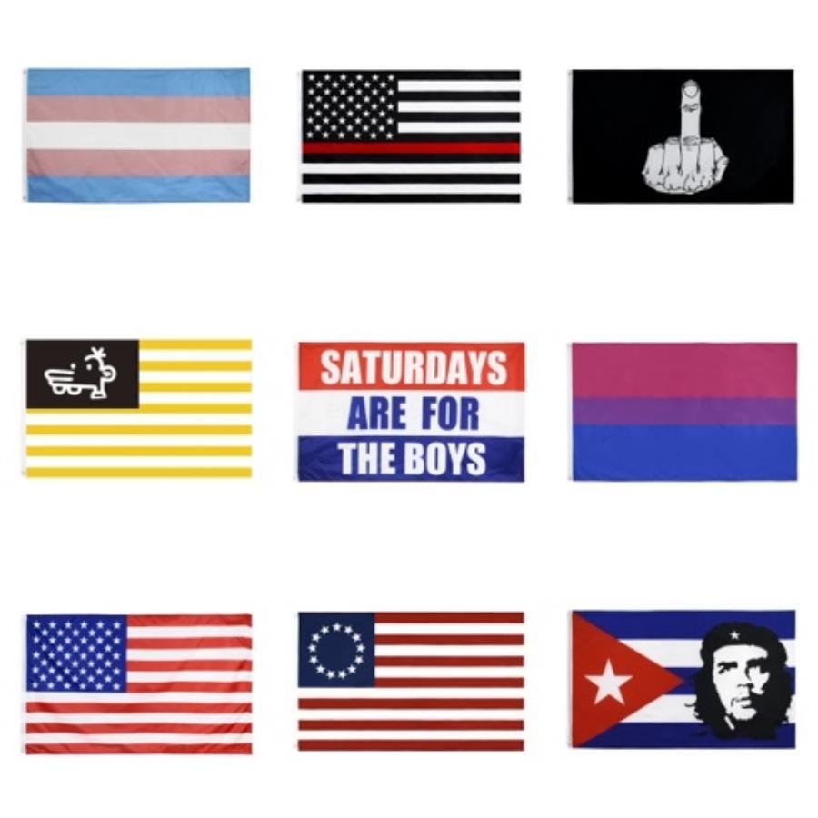 13Styles 30 * 45cm TRUMP Bahçe Bayrak İçin ABD Seçim 2020 Başkan Destek Açık Dekor Parti Favor Dikmeler Banner FFA4017-A # 294