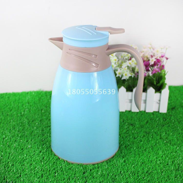 isolation sous vide 1L Cafetière cafetière portable foyer de revêtement de verre simple cadeau publicitaire à imprimer