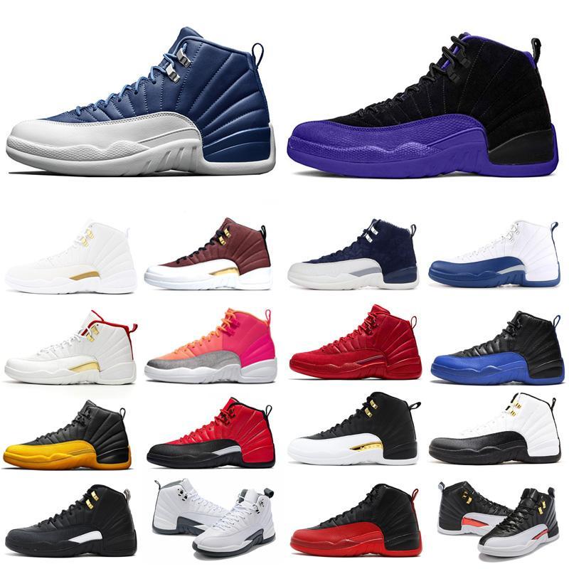 Cheap 12 12s High Top Basketball Shoes