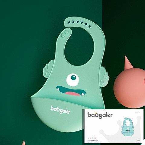cJ8bi bébé manger bébé de silicone eau en trois dimensions grande eau à la bouche pour enfants bib enfants bib alimentation serviette serviette silicone preuve