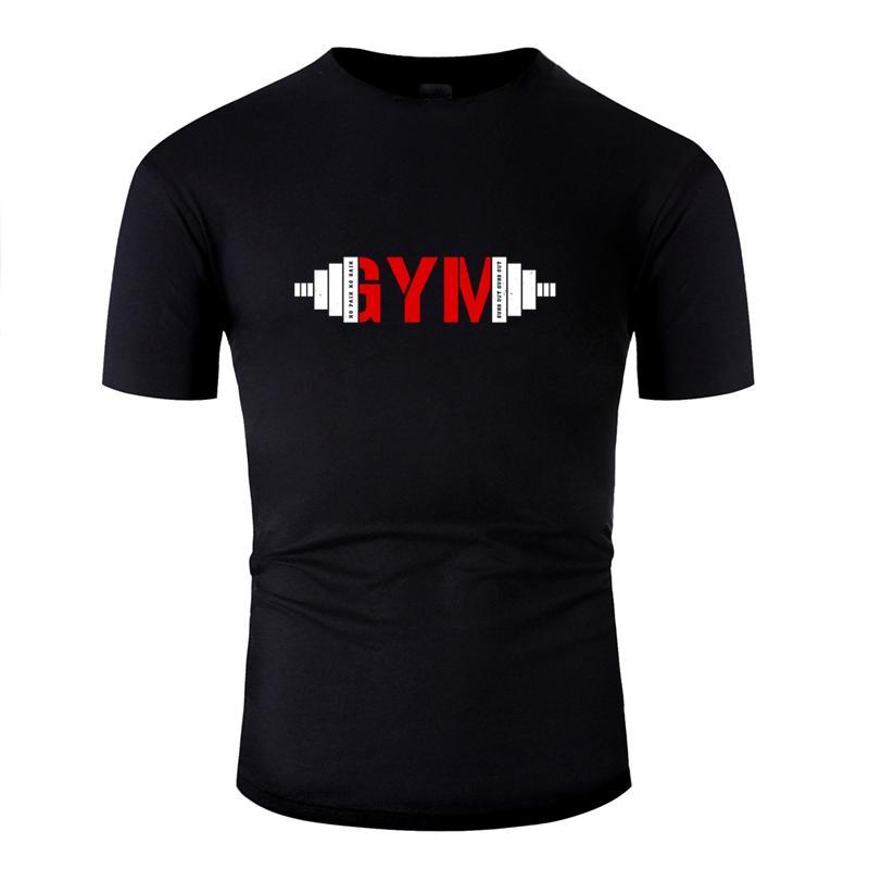 Vêtements Grand T-shirt Gym pour les hommes 2020 Nouvelle Arrivée Plus Size 3XL 4XL 5XL Kawaii hommes T-shirt de qualité supérieure Humorous Fitness