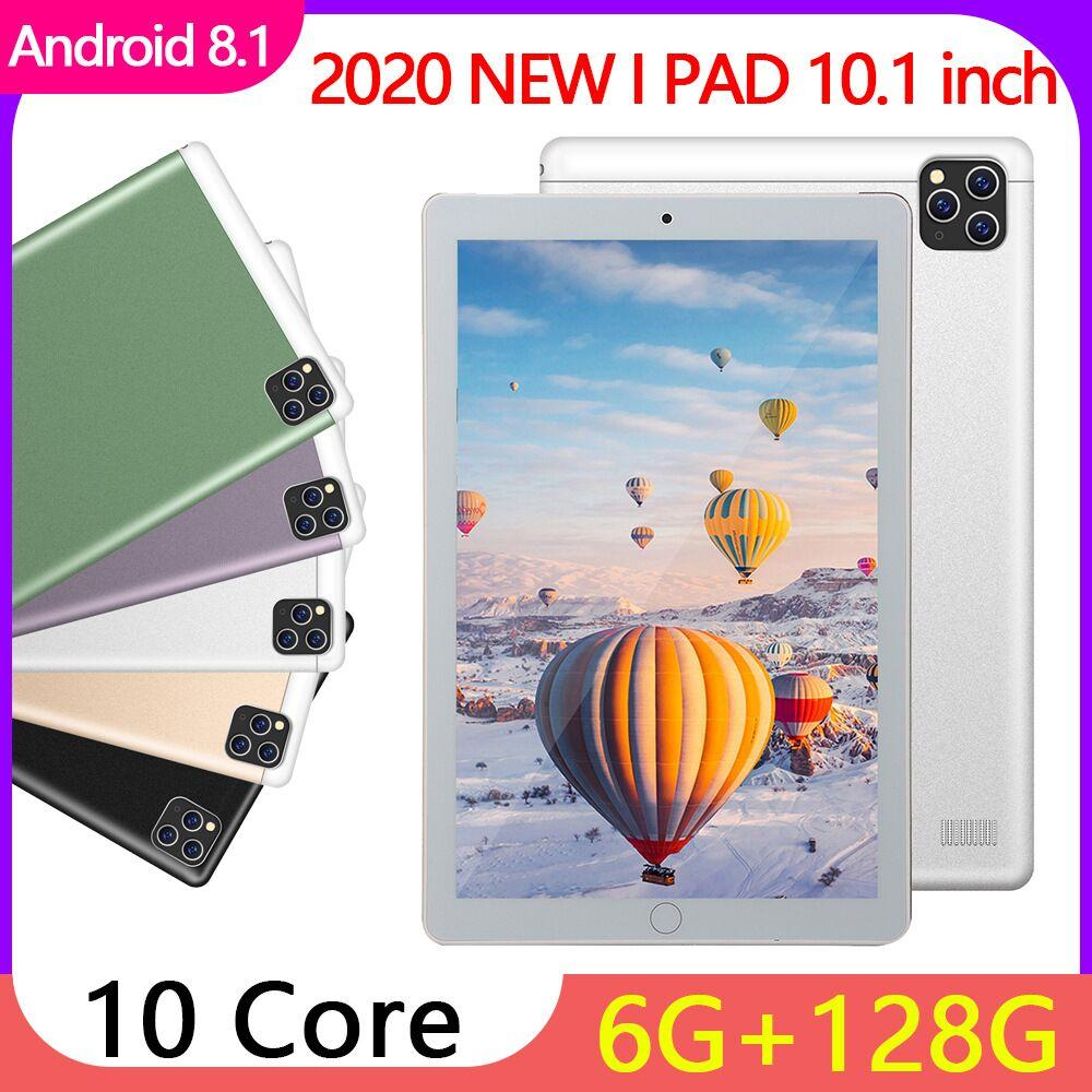 New tablet PC factory wholesale 10 inch tablet PC S11 Android eight core 8.1wifi Bluetooth cross-border spot