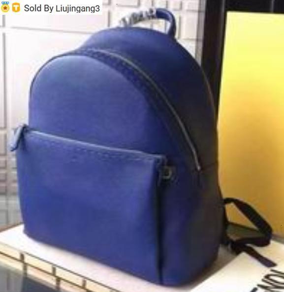 Liujingang3 7VZ012A azul Top Alças Boston Totes ombro Crossbody Belt Mini Mochilas New saco de bagagem Estilo de vida Bags