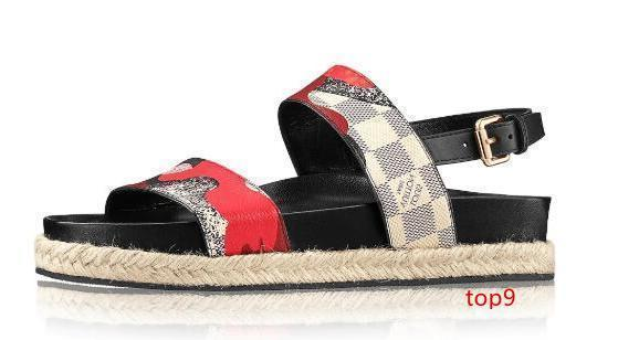 2019 overcloud SANDAL 1A3YZJ mulheres sandálias Alpercatas Cunhas Slides Thongs BOMBAS FLATS SNEAKERS Dress Shoes