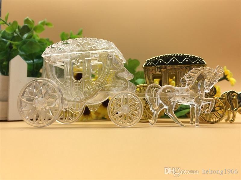 Yeni Vakum Kaplama Düğün Favor Kutuları Yaratıcı Nefis Şeker Kutusu Misafir Klasik Külkedisi Taşıma Yüksek Kalite 2 5LX