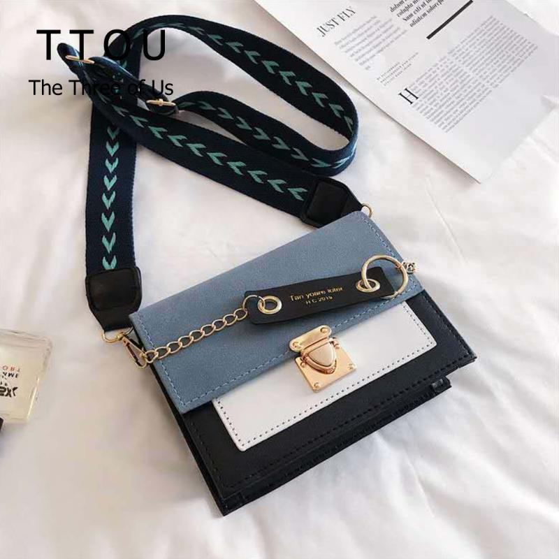Fashion Female Square Designer Shoulder Bag 2020 New Quality Pu Leather Women's Vintage Clutch Wallet Lady Handbags Sac A Main