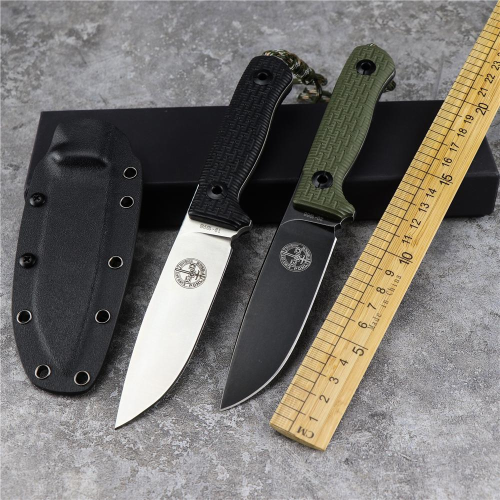 Ball outdoor survival small straight knife high hardness Niolox integrated steel sharp knife portable field defense