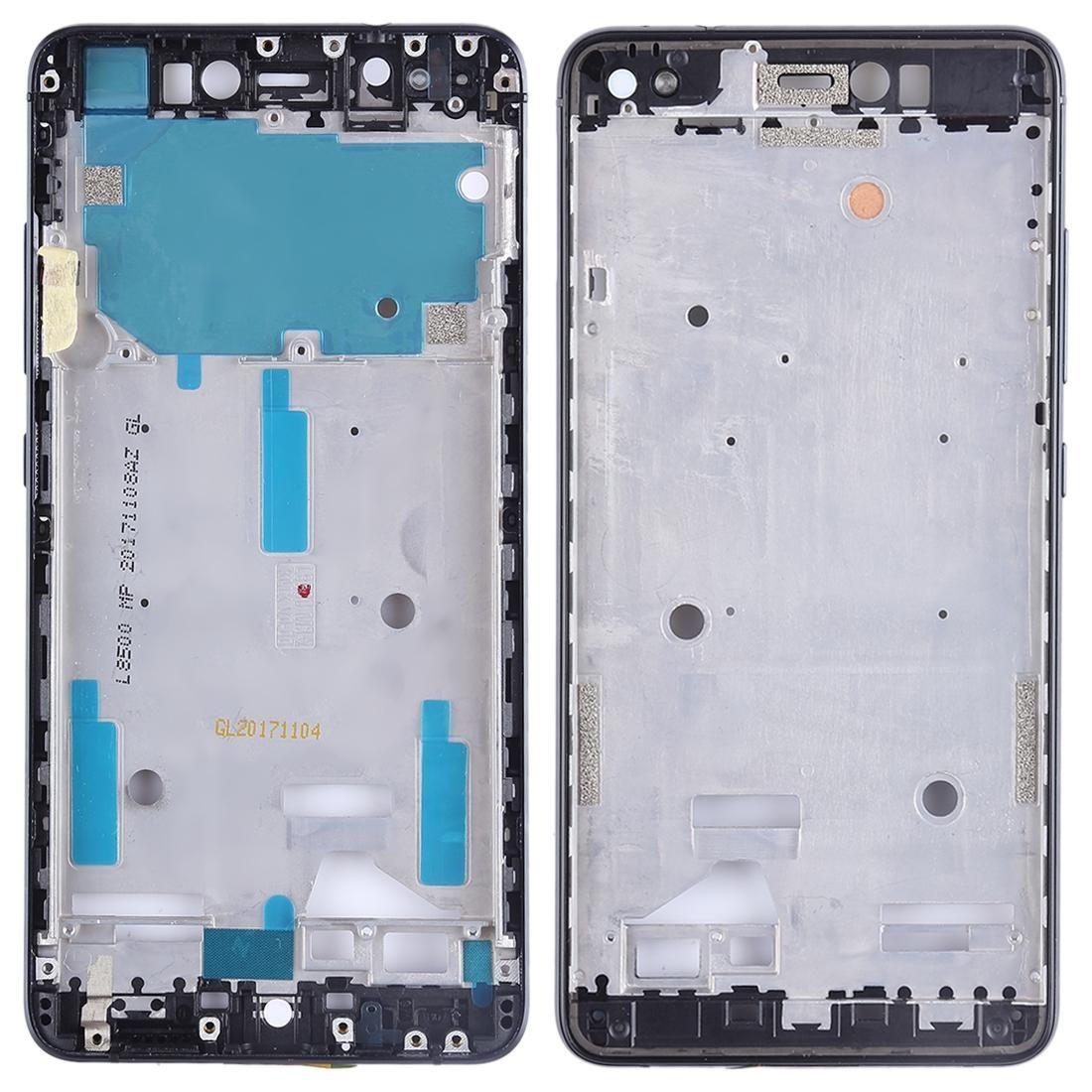 Avant Boîtier Cadre LCD Bezel Plate avec touches latérales pour BQ Aquaris X / X Pro
