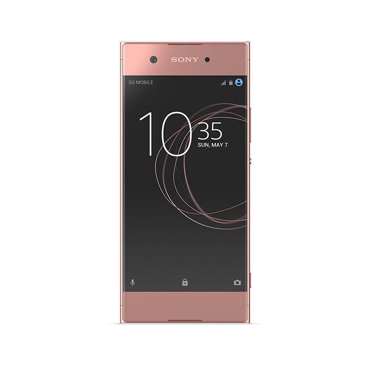 Оригинальный отремонтированный Sony Xperia XA1 разблокирована 32GB диск 3ГБ ОЗУ Одиночное SIM карты 5,0-дюймовый Android-23MP 4G LTE смартфон GPS WIFI Мобильный телефон