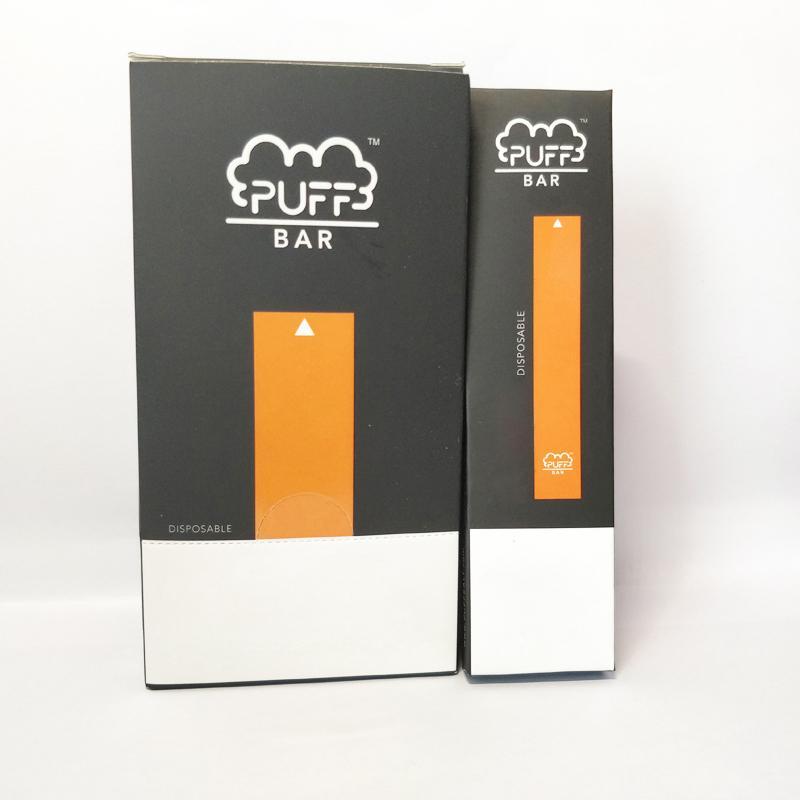 Prérempli 5% Puff Bar Jetables Kit pods 280mAh batterie avec cartouche 1,3 ml Appareil pods Vape Pen avec le code de sécurité Vs VGöD Stig
