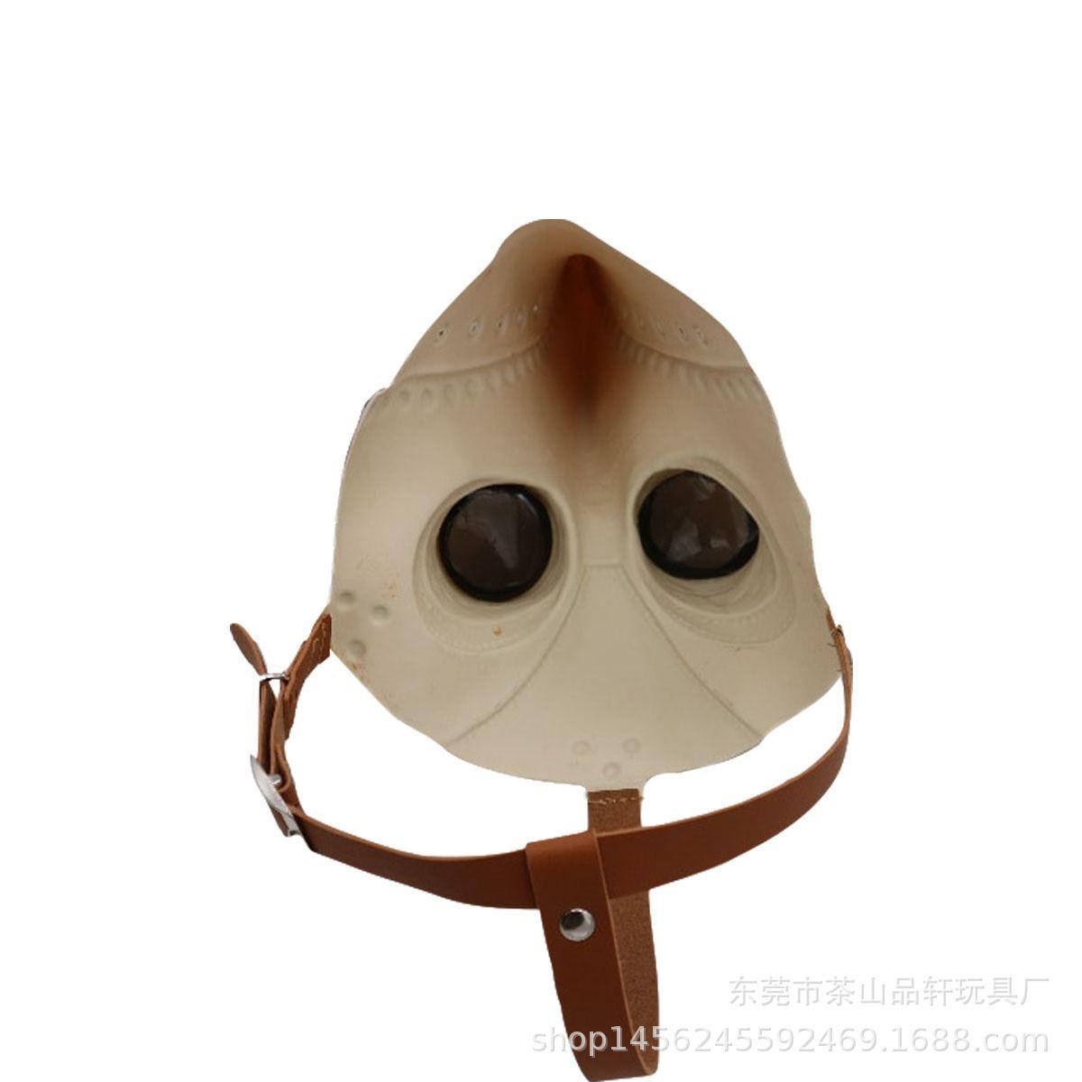 هالوين قناع كوس الشرير الطاعون الطيور فم طبيب الأوروبي وحزب مهرجان الرقص الأمريكي لوازم تأثيري الدعائم