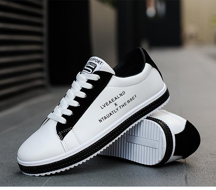 2020 sonbahar yeni erkek düşük top rahat spor ayakkabıları moda moda öğrenci erkek tüm maç ayakkabılar