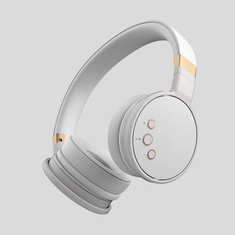 Birçok renklerle yüksek kaliteli BT-016 kulaklık kablosuz Bluetooth 5.0 çift amaçlı yüksek kaliteli stereo spor Bluetooth kulaklık