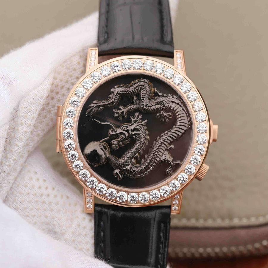 2020 Высококачественные G0A34175 Часы Диаметр 43 мм импортируемый кварц Движение Роскошные водонепроницаемые часы дизайн роскоши дизайнерские часы