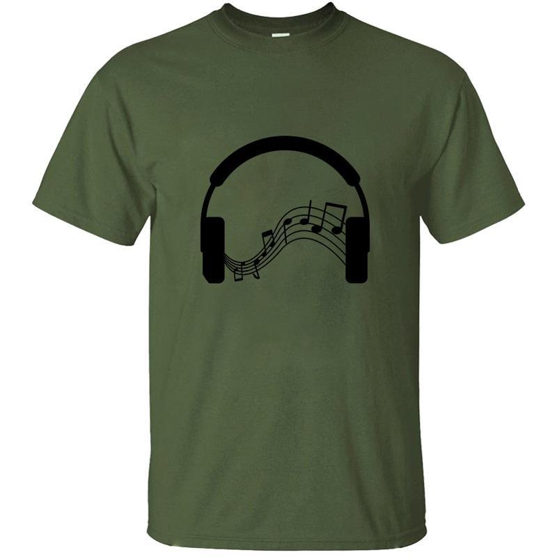 Nueva llegada auriculares de la manera camiseta para hombre del inconformista blanca Homme Comics camisetas Gran Tamaño 3XL 4XL 5XL Tops Hiphop