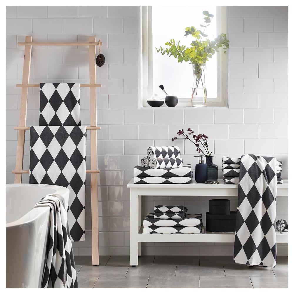 4pieces, быстро сохнет, серо-белый, 2piece Банное полотенце, полотенце для рук 2piece