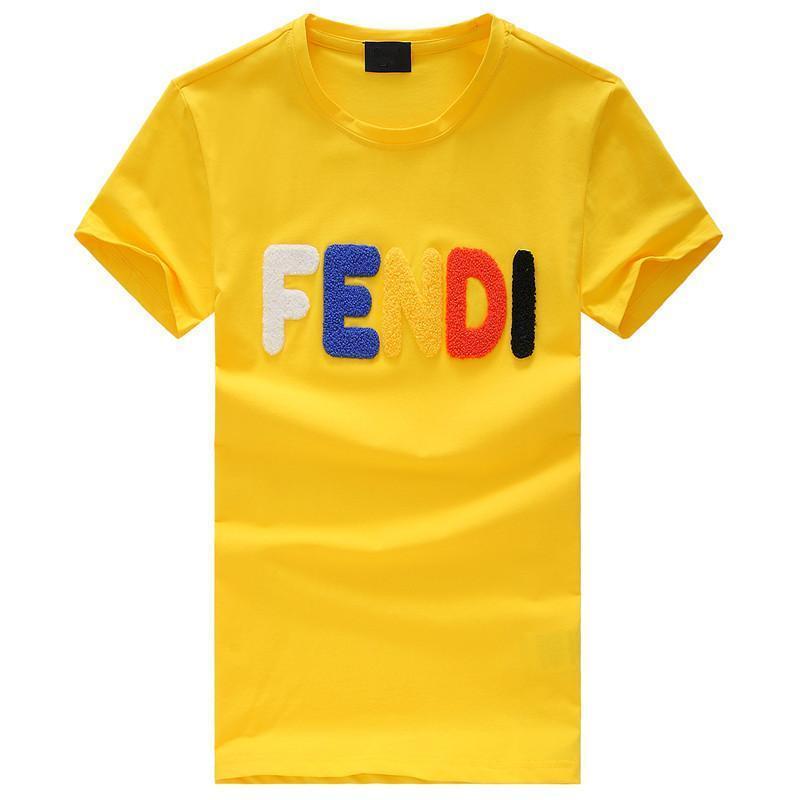 2020 Mode-Marke für Männer T-shirt Kleidung der europäischen und amerikanischen Stil High-End-Druck kurzärmeliges Medusa Top Mode Label
