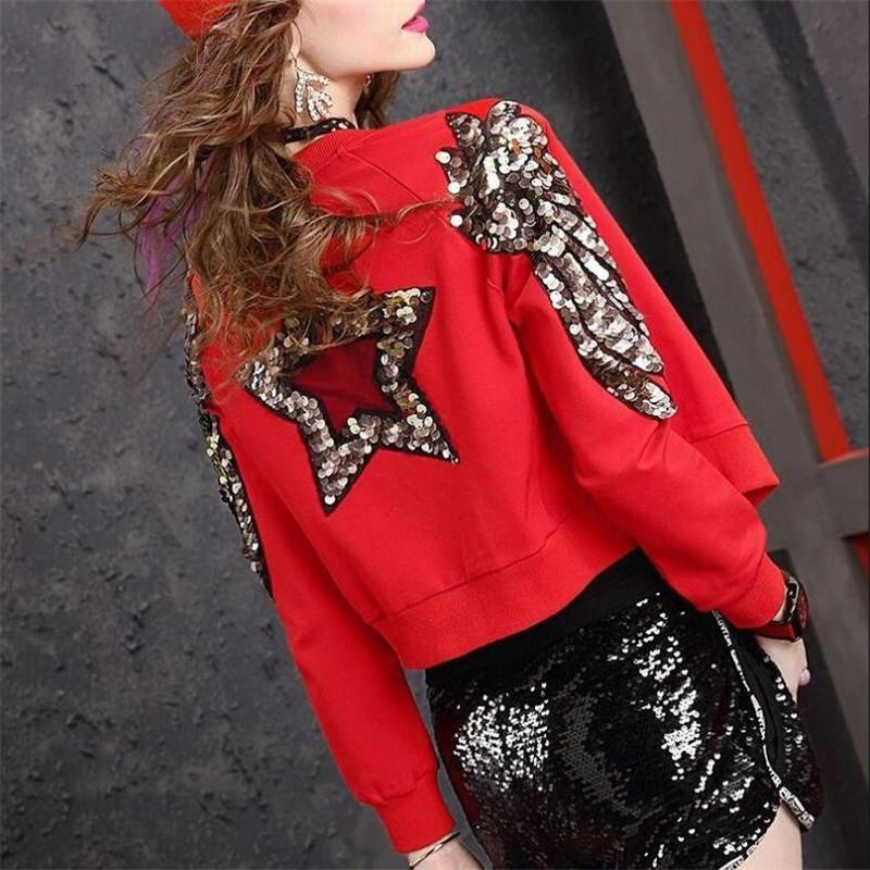 Rojo chaquetas 2020 de la moda capas de las chaquetas partido de las mujeres causal cazadora de verano bombardero de la cremallera de peso ligero de la mujer