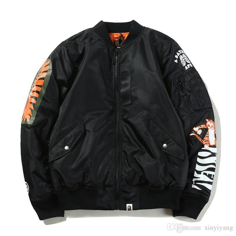 New Autumn Teenager Black Loose Hip Hop Hooded Jacket Men Women Zipper Thin Casual Black Windbreaker Jacket