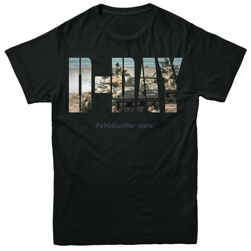 D-Day 75Th Anniversary T-Shirt, Normandy, Ww2, Airborne, Adult & Kids Tee Top Summer Style Tee Shirt