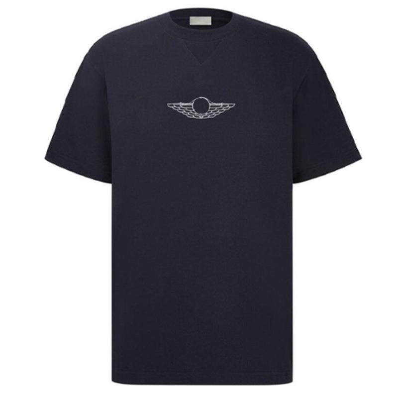 20SS High End Classique Hommes Femmes T Solide Couleur simple T-shirt respirant manches courtes Casual été High Street Outdoor Tee HFYMTX972