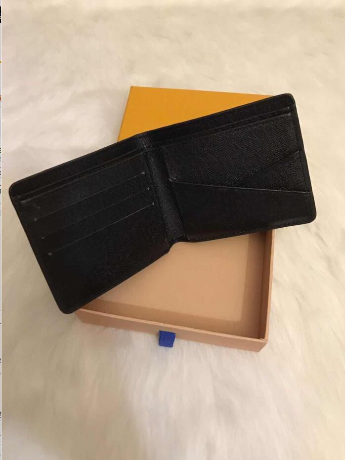 Consegna gratuita! 2020 nuovo degli uomini del progettista modo dei sacchetti di modo caldo di alta qualità Portafogli SUPBAGS supporto piccola scheda borse
