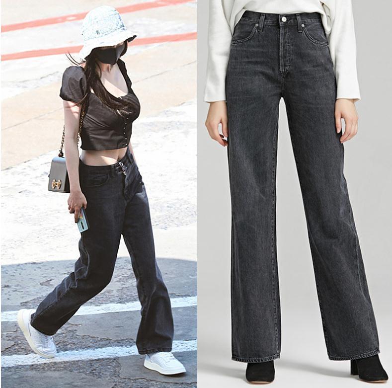 2020SS CITOYENS DE L'HUMANITÉ Femmes Jeans pour Waisted Ripped Pantalon Femme Taille Plus Skinny Jeans Denim Dentelle Slim stretch trous Pantalons Crayon