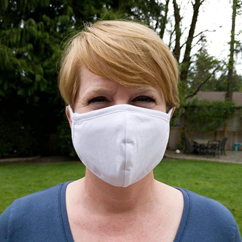 3pc / lot algodón Ciclismo máscara de impresión en 3D Máscaras estrelladas del polvo anti Cara boca de mufla Máscara calientes reutilizable máscaras a prueba de viento de algodón GGA3589-7