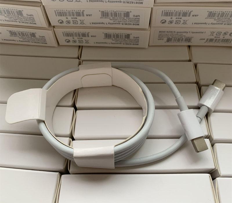 DHL 100pcs 7 generazioni OEM di alta qualità 1m 3ft USB del telefono di sincronizzazione di dati cavo di ricarica con l'imballaggio al dettaglio NUOVO 2020