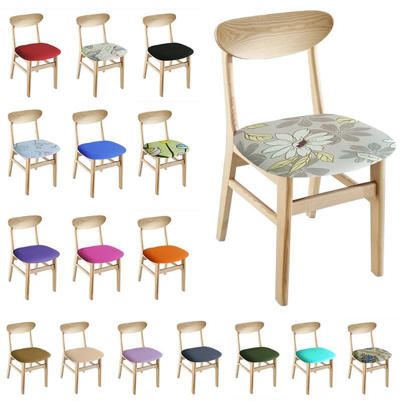 100% polyester extensible Chaise de salle Covers Housses de protection universelle protège parfaitement président