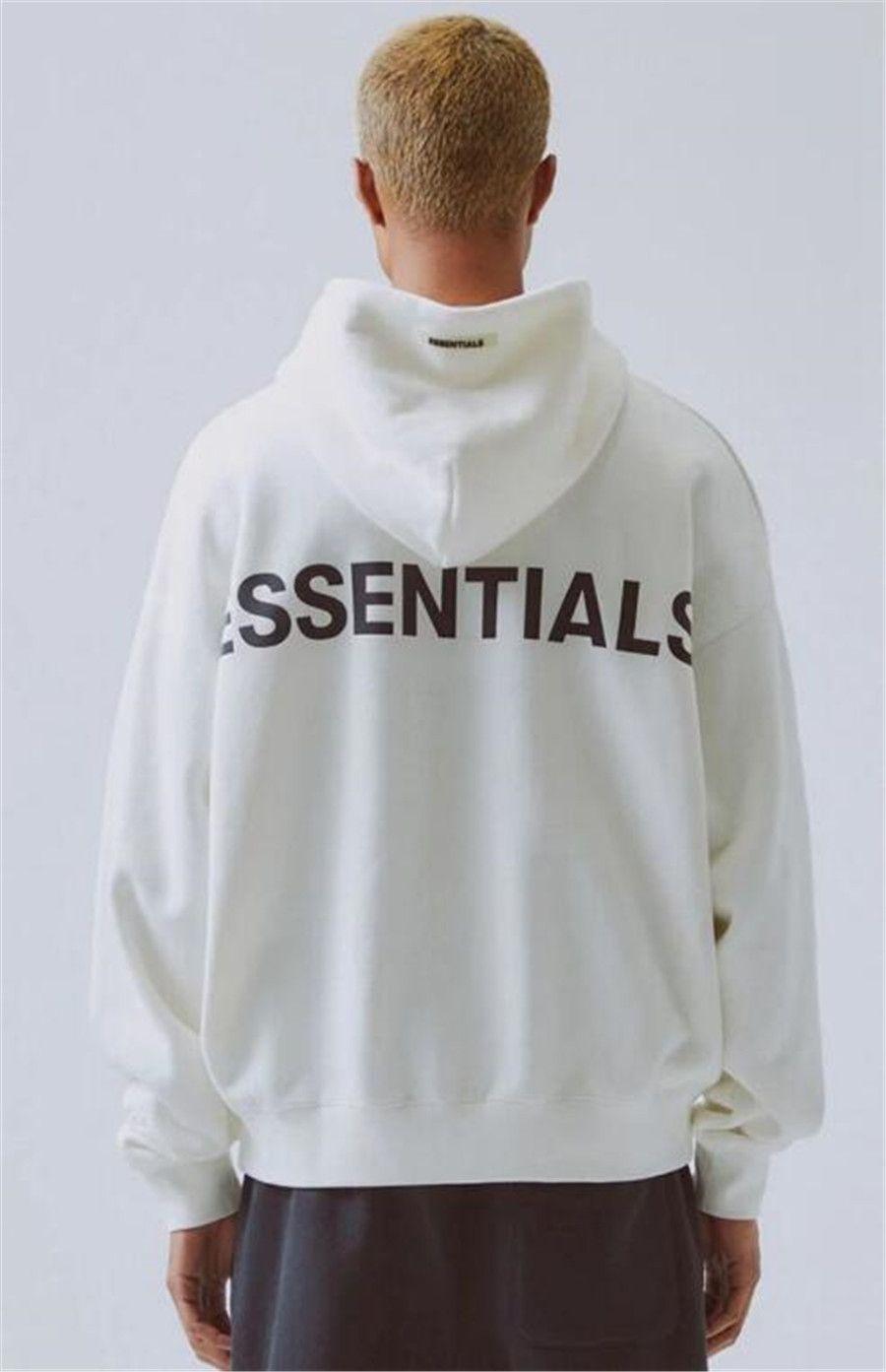 Arxum miedo a Dios jersey fg manga larga década de 19ss calle 6t sudadera suéter de niebla jerry simple moda oodies sólido camiseta FYM # 678 'FG't SXPK
