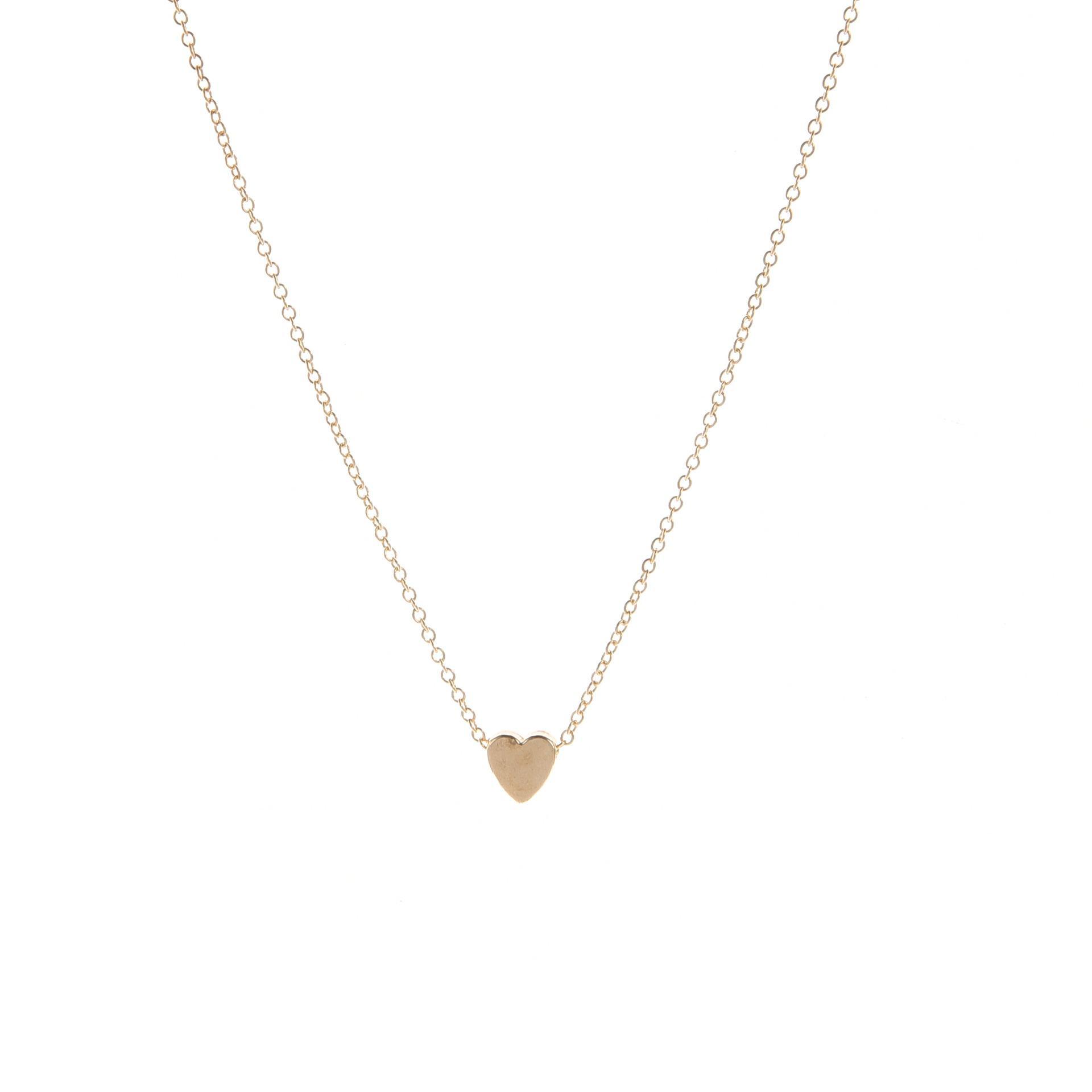 Moda Amor pequeno Clavícula Coração Cadeia Pingente Jóias Moda Personalidade ouro colar de pingente de prata para Mulheres Jóias do presente do amor