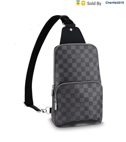 chenfei2019 DS5O AVENUE SLING BAG N41719 Men Messenger Bags Shoulder Belt Bag Totes Portfolio Briefcases Duffle Luggage