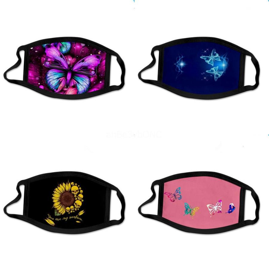 Aqua Ot Fa Yeniden kullanılabilir Karikatür Binme Bisiklet Koruyucu 102 BWlBU # Maske Running Cubrebocas Colores Ultraviyole Kanıtı Wasable yazdır Maske
