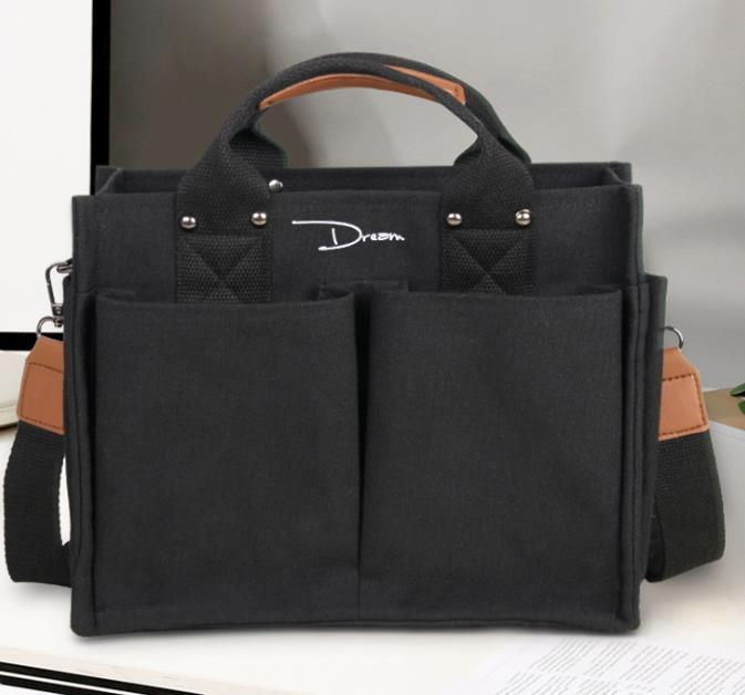 2020 Designer Messenger Casual Handbags une épaule Nouveau Arrivée Toile Sac à main