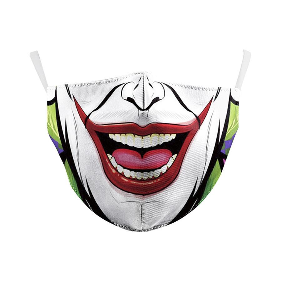 Masque anti-poussière Earloop avec la respiration Réutilisable Masques bouche réglable Valve souple respirant anti-poussière Masques de protection HHA1193 # 846