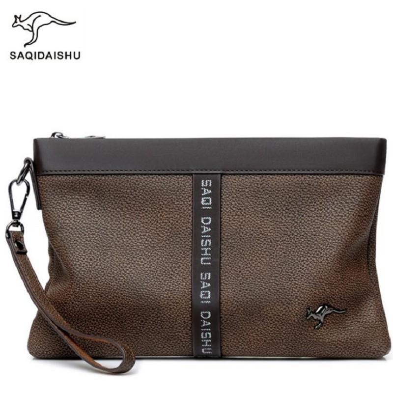 Кошельки для мобильных Длинные мягкие кошельки сцепления буквы сумки сумки для карт Организатор кошелек мужской мужской кожи PHBMU