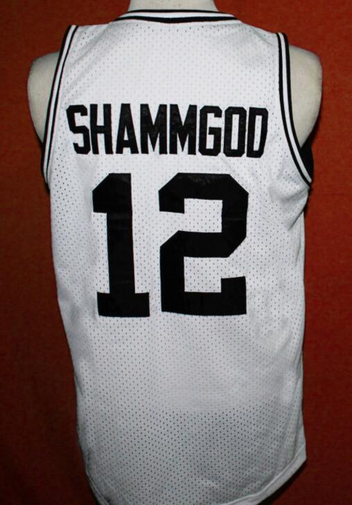Donna-Uomo della gioventù # 12 God Shammgod Providencee College Basketball Jersey il formato S-5XL o personalizzato qualsiasi nome o numero di maglia