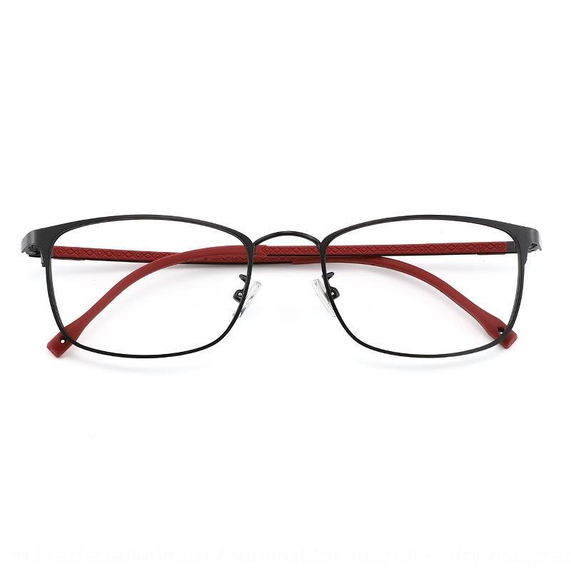 óculos de metal com estrutura metálica completa miopia dos homens novos negócios moldura de 1605 Miopia glassesGlasses Óculos